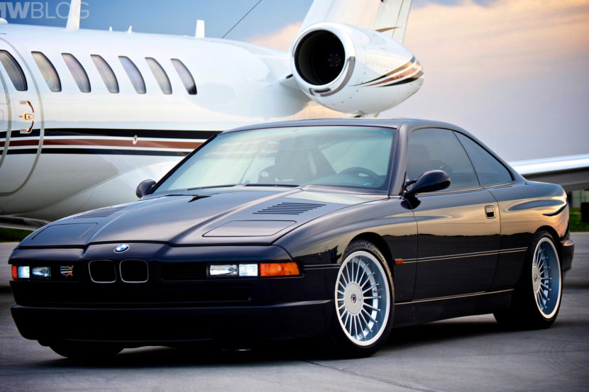 download BMW 8 workshop manual
