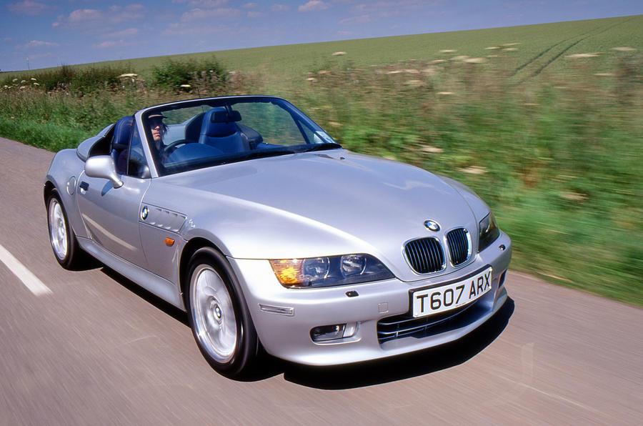 download BMW Z3 able workshop manual