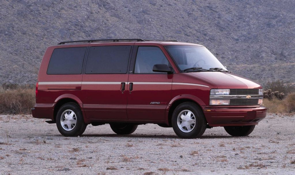 download Chevrolet Astro able workshop manual