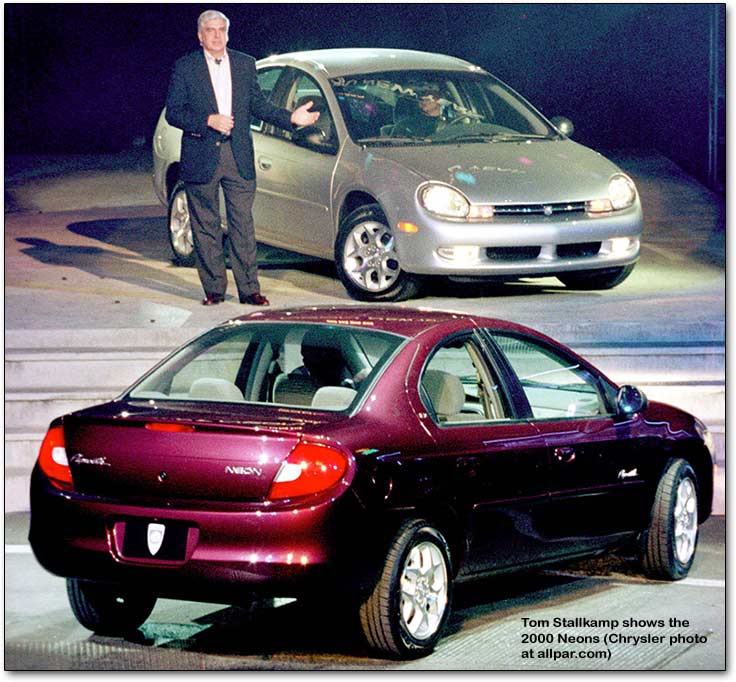 download DODGE NEON workshop manual