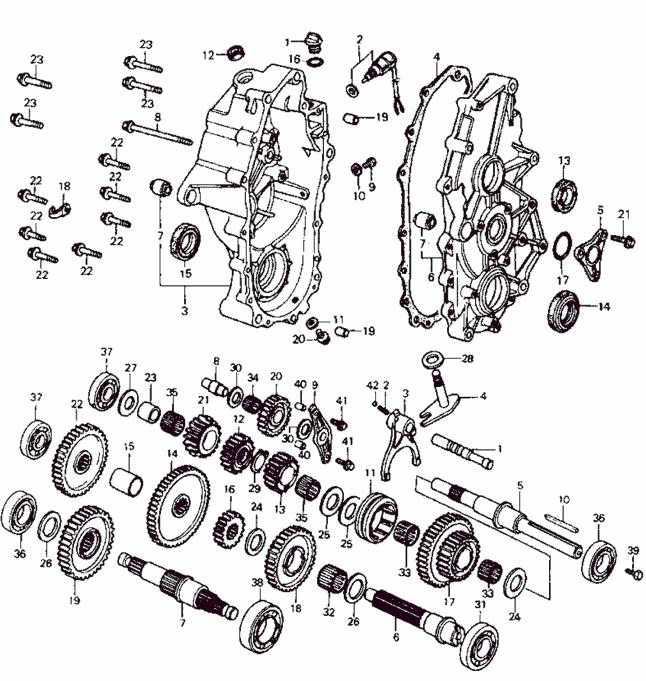 Honda Odyssey Fl250 1977  U2013 1984 Clymer Owners Service And