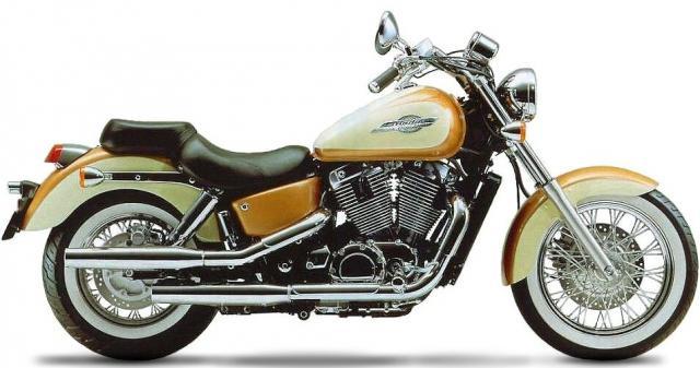Honda Shadow Vt1100  Usa  1985  U2013 1998 Haynes Owners