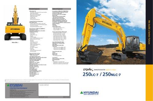 download Hyundai R250LC 7 Crawler Excavator [] able workshop manual