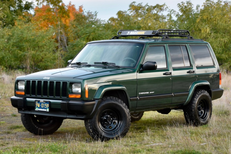 download Jeep Cherokee 00 able workshop manual