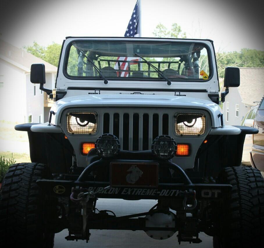 download Jeep Cherokee XJ Wrangler YJ OFFICIAL workshop manual