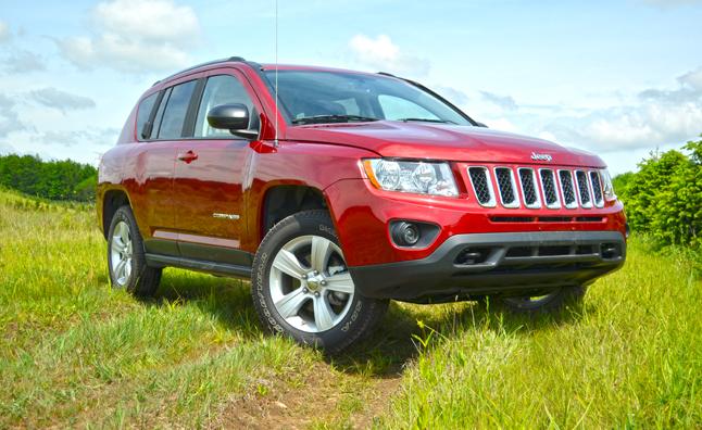 download Jeep Compass workshop manual