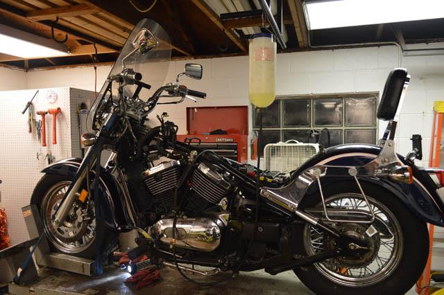 download Kawasaki VULCAN 800 VN800 Motorcycle able workshop manual