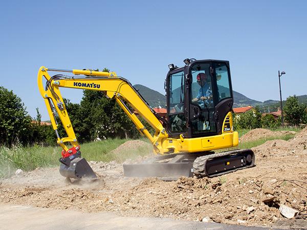 download Komatsu PC09 1 Excavator able workshop manual