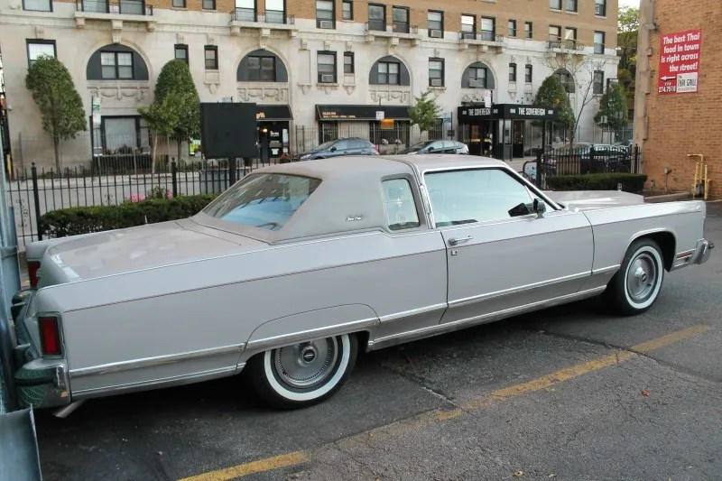 download Lincoln Continental able workshop manual