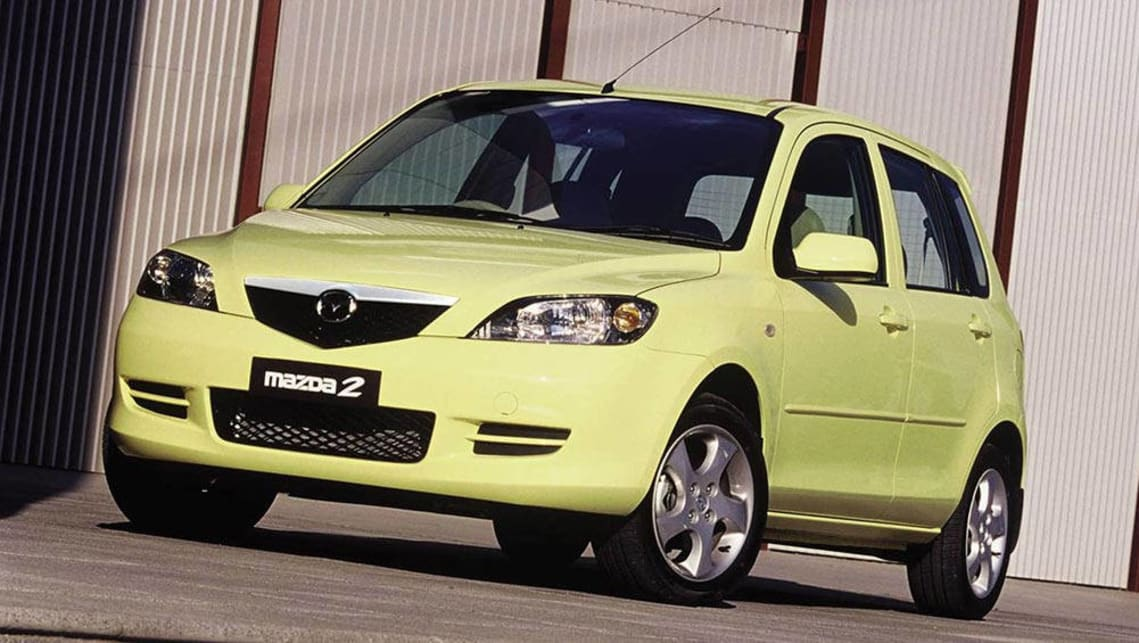 download MAZDA DEMIOModels workshop manual