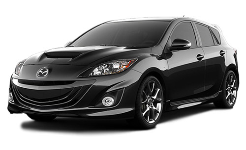 download Mazda Speed 3 2nd able workshop manual