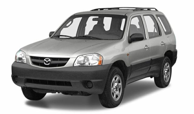download Mazda Tribute able workshop manual