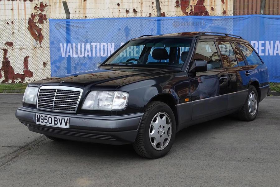 download Mercedes Benz 124 Wagon 300TE 4MATIC 3L WSRM able workshop manual