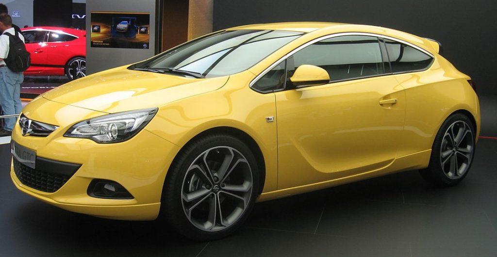 download Opel Astra J Body workshop manual