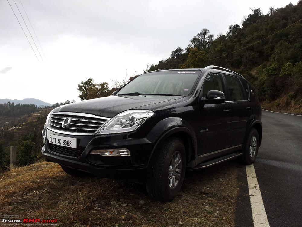 download SsangYong Rexton able workshop manual
