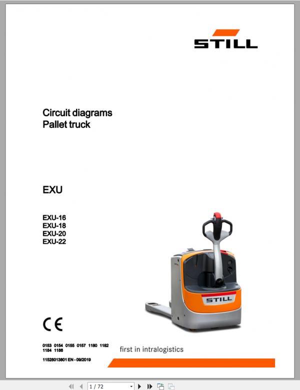 download Still FM 4W 25 Forklift able workshop manual