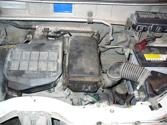 download Suzuki Wagon R workshop manual