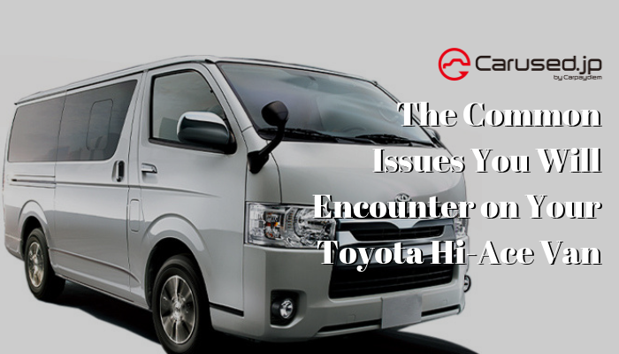 download TOYOTA HIACE able workshop manual