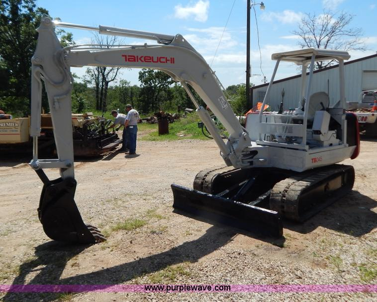 download Takeuchi TB045 Compact Excavator able workshop manual