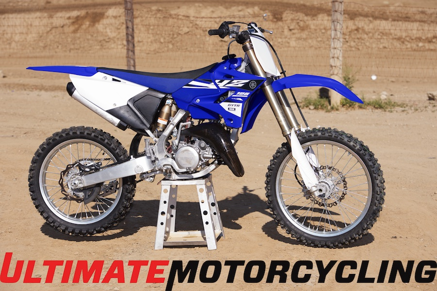 02 Yz 125 Owners Manual